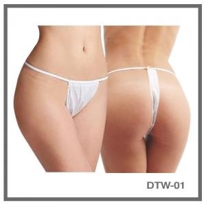 Γυναικείο εσώρουχο μιας χρήσης - DTW01