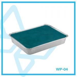 Ζεστό κερί λιποδιαλυτό σε πλάκα 1kg - WP04