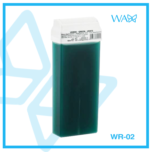 Κερί λιποδιαλυτό σε ρολέτα 100 ml - WR02