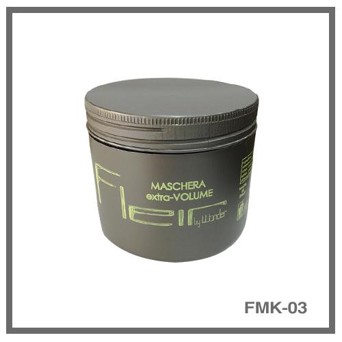 Μάσκα μαλλιών για έξτρα όγκο - FMK03