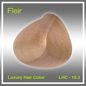 FLEIR - LHC-10.3 -  Βαφή μαλλιών με λάδι Argan 100 ml