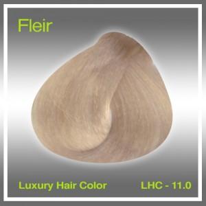 FLEIR - LHC-11.0 -  Βαφή μαλλιών με λάδι Argan 100 ml