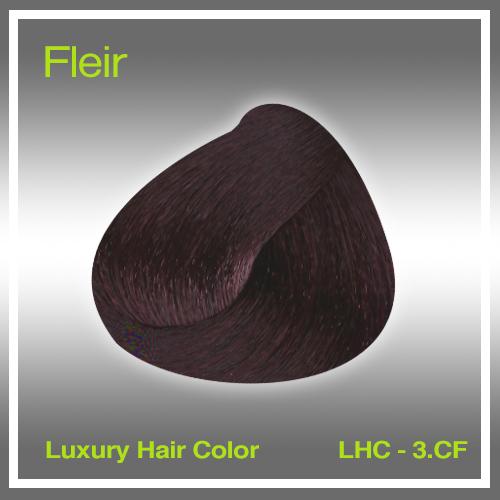 FLEIR - LHC 3.CF -  Βαφή μαλλιών με λάδι Argan 100 ml
