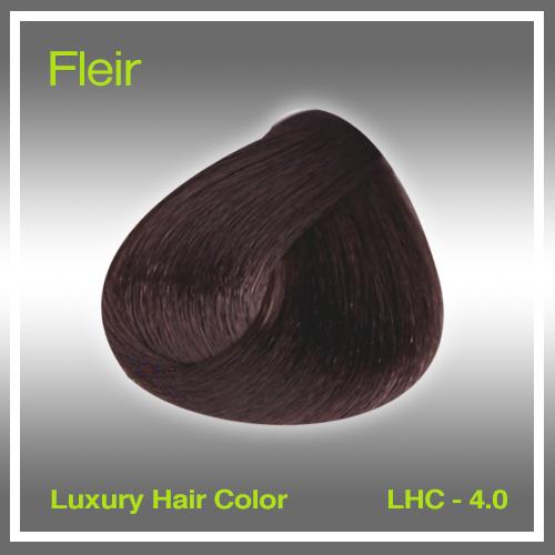 FLEIR - LHC 4.0 -  Βαφή μαλλιών με λάδι Argan 100 ml