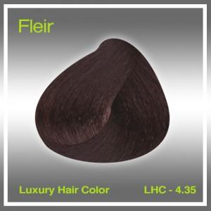 FLEIR - LHC 4.35 -  Βαφή μαλλιών με λάδι Argan 100 ml