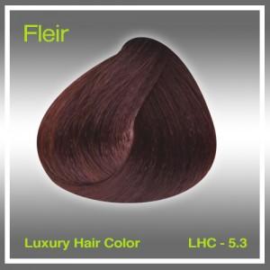 FLEIR - LHC 5.3 -  Βαφή μαλλιών με λάδι Argan 100 ml