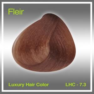 FLEIR - LHC 7.3 -  Βαφή μαλλιών με λάδι Argan 100 ml