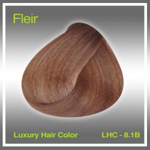 FLEIR - LHC 8.1B -  Βαφή μαλλιών με λάδι Argan 100 ml