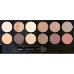 Eye shadow palette - nude