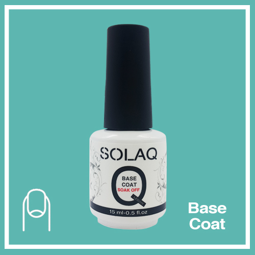 SOLAQ - Polish Gel Base Coat 15ml