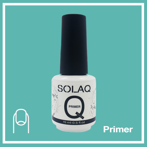 SOLAQ - Polish Gel Primer (No Acid) 15ml