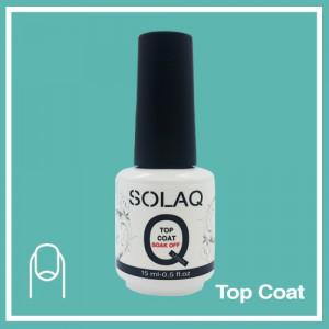 SOLAQ - Polish Gel Top Coat 15ml