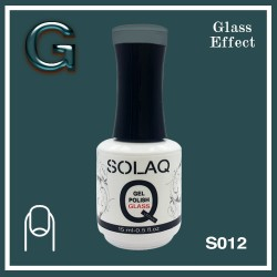 SOLAQ - SG012 - Polish Gel Glass Effect 15ml