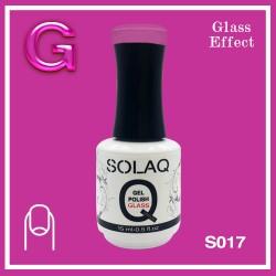 SOLAQ - SG017 - Polish Gel Glass Effect 15ml