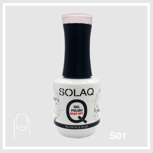 SOLAQ - S01 - Polish Gel 15m
