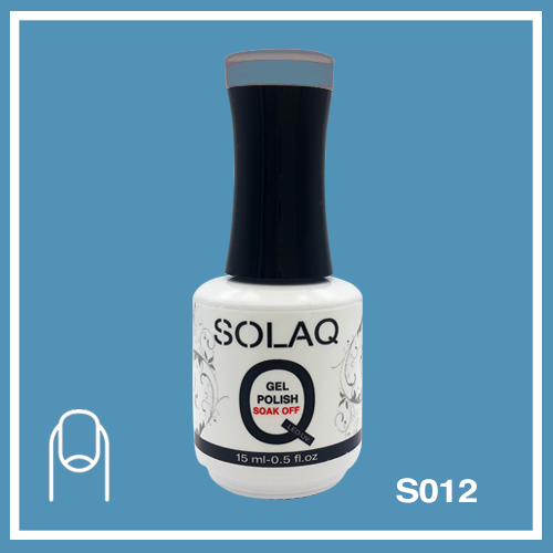 SOLAQ - S012 - Polish Gel 15ml