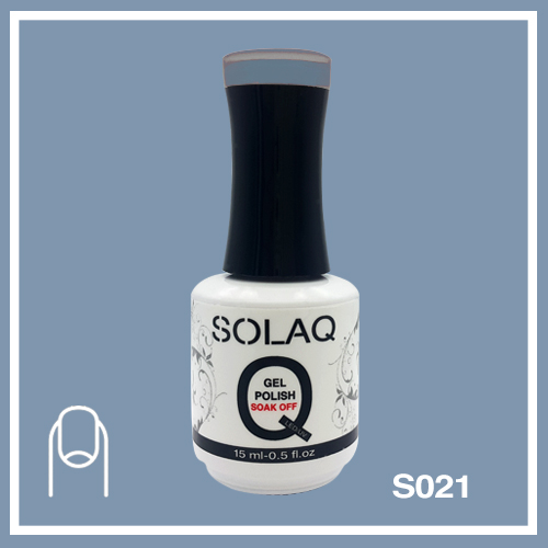 SOLAQ - S021 - Polish Gel 15ml