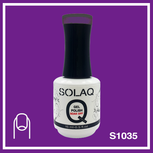 SOLAQ - S1035 - Polish Gel 15m