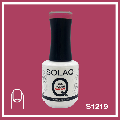SOLAQ - S1219 - Polish Gel 15ml