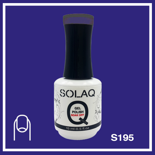 SOLAQ - S195 - Polish Gel 15m