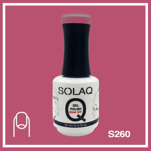 SOLAQ - S260 - Polish Gel 15ml
