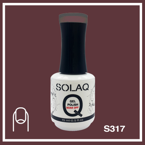 SOLAQ - S317 - Polish Gel 15m