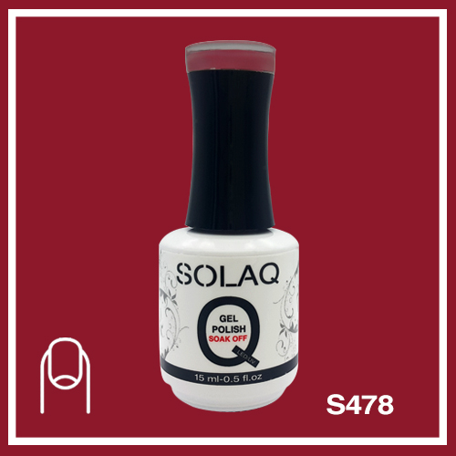 SOLAQ - S478 - Polish Gel 15ml
