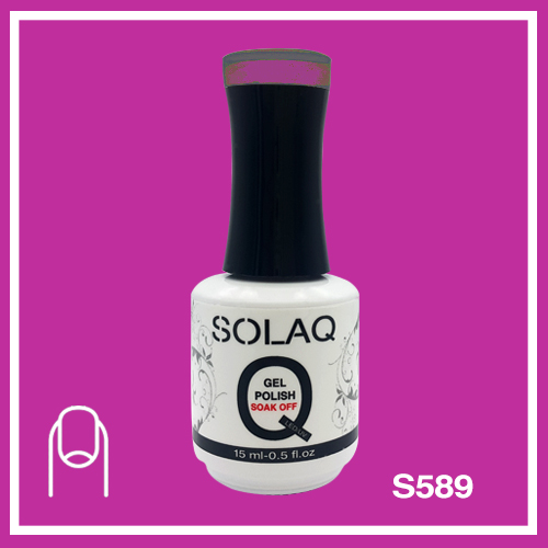 SOLAQ - S589 - Polish Gel 15m