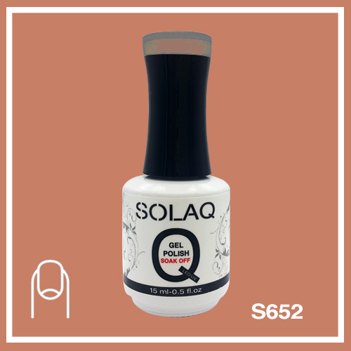 SOLAQ - S652 - Polish Gel 15m
