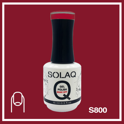 SOLAQ - S800 - Polish Gel 15ml