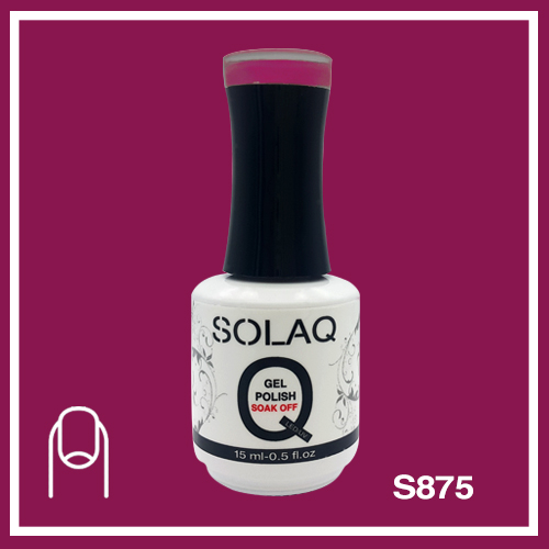 SOLAQ - S875 - Polish Gel 15ml
