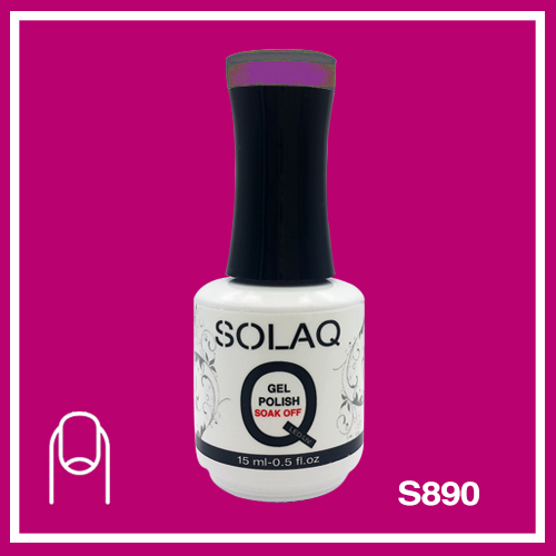 SOLAQ - S890 - Polish Gel 15m