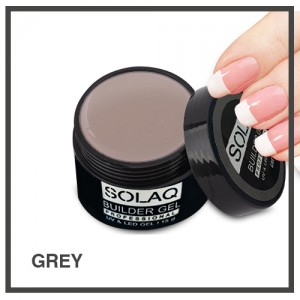 SOLAQ - Builder Gel Grey - 15gr
