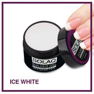 SOLAQ - Builder Gel Ice White - 15gr