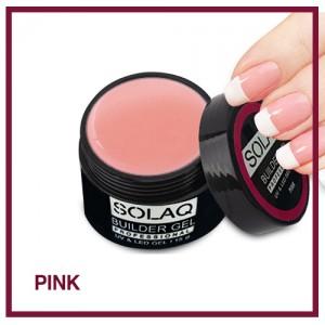 SOLAQ - Builder Gel Pink - 15gr