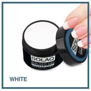 SOLAQ - Builder Gel White - 15gr