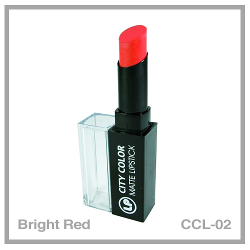 Lipstick Be Matte - CCL02 - Bright Red