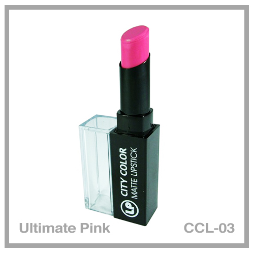 Lipstick Be Matte - CCL03 - Ultimate Pink
