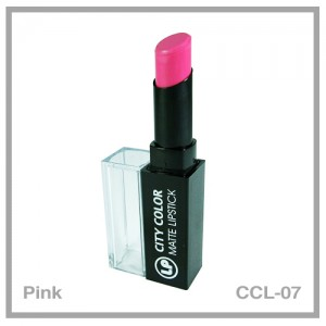 Lipstick Be Matte - CCL07 - Pink