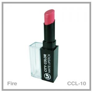 Lipstick Be Matte - CCL10 - Fire