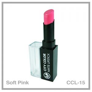 Lipstick Be Matte - CCL15 - Soft Pink