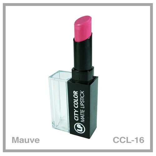 Lipstick Be Matte - CCL16 - Mauve
