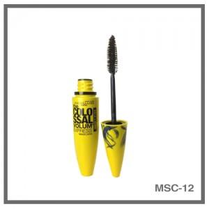 Maybelline mascara Volum' express colossal smoky black - MSC12