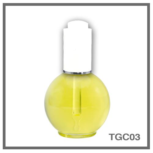 Λαδάκι επωνυχίων με άρωμα peach 75ml. - TGC03