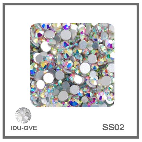 SOLAQ - Strass ιριδίζων SS02 - 1440 τμχ.