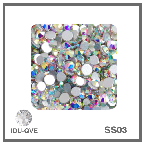 SOLAQ - Strass ιριδίζων SS03 - 1440 τμχ.