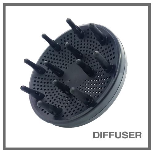 IAN - D01 - Φυσούνα μαλλιών - Diffuser